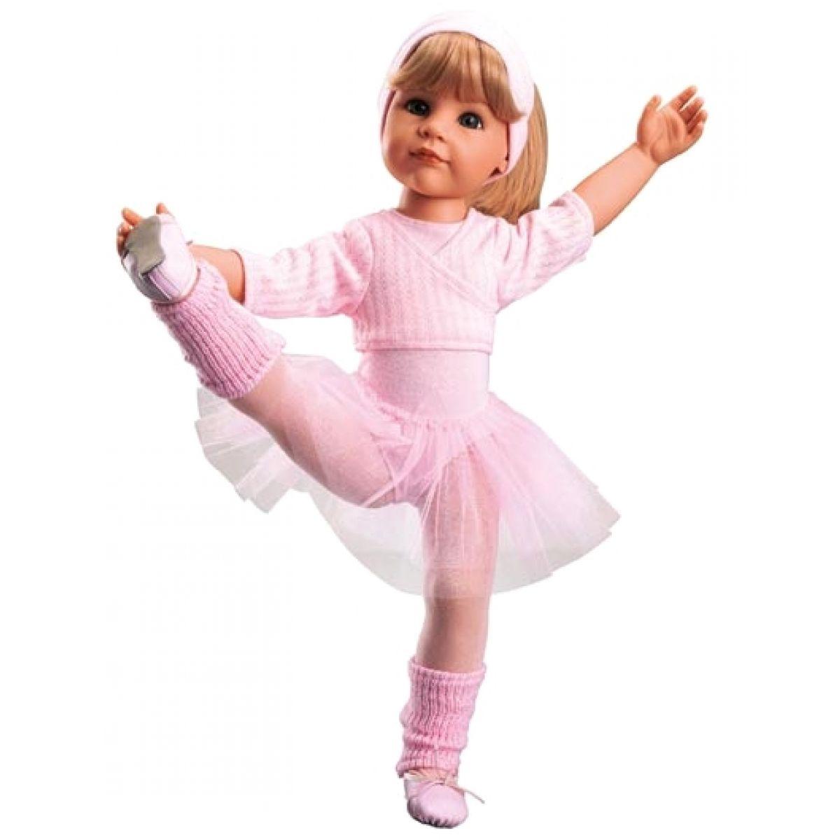 Götz 59034 - Hannah baletka 50 cm s doplňky