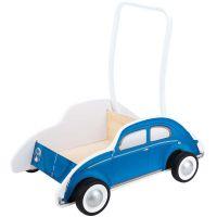 Hape Chodítko auto Brouk modré