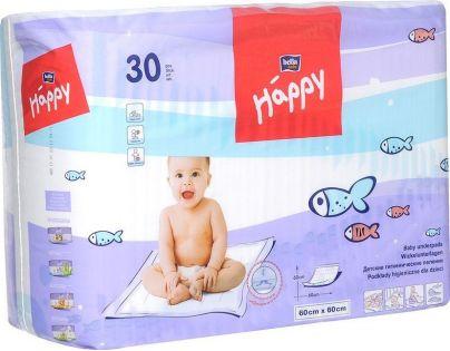 Happy hygienické podložky 60 x 60 cm á 30 ks