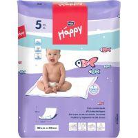 Happy hygienické podložky 60 x 90 cm á 5 ks