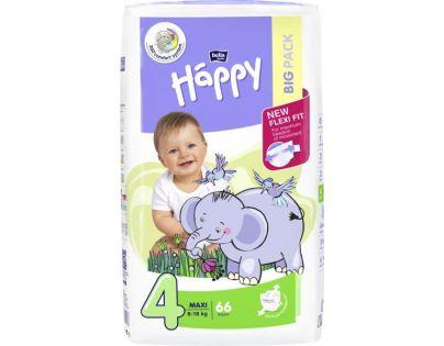 Happy Maxi dětské pleny 66 ks