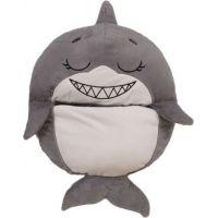 Happy Nappers Spacáček Usínáček Šedivý žralok Shark