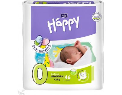 Happy plenky Before New Born á 46 ks