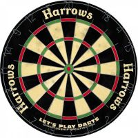 Harrows Lets play darts Sisalový terč