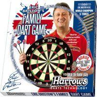 Harrows Papírový terč Family Darts Game