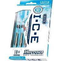 Harrows Šipky Soft Ice 18 g Tundra