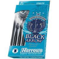 Harrows Šipky Steel Black Arrow 22 g R