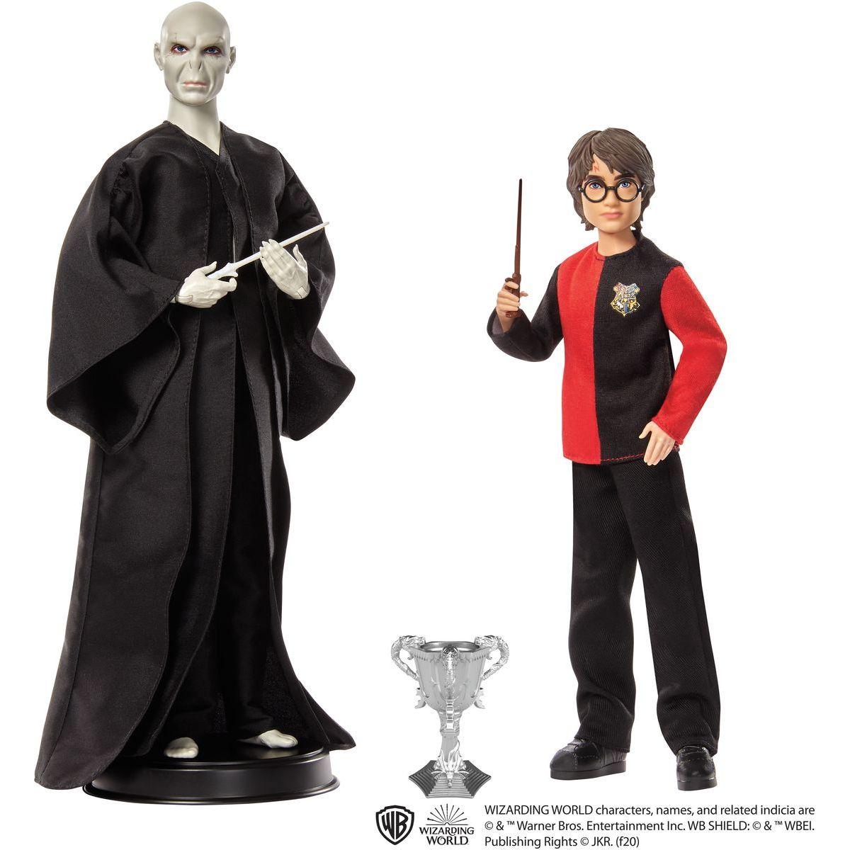 Harry Potter a Voldemort bábika
