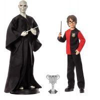 Harry Potter 26 cm a Voldemort 30 cm panenka