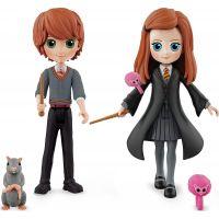 Spin Master Harry Potter trojbalení přátel Ron, Ginny, Arnold a Prašivka