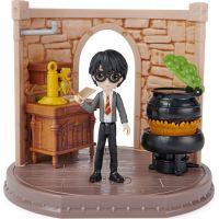 Spin Master Harry Potter Učebna Míchání Lektvarů s figurkou Harryho