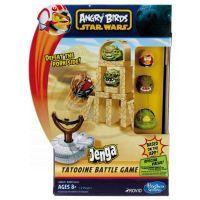 Společenská hra Angry Birds Jenga - Tatooine 2