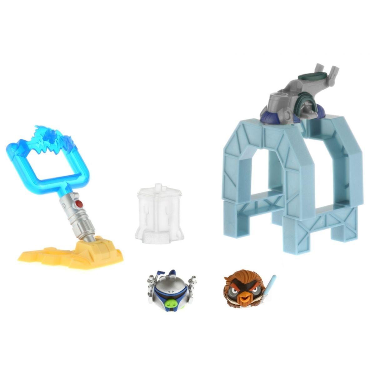 Angry Birds hrací sada Telepods s figurkami - Bounty Hunters