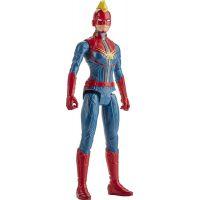 Hasbro Avengers 30 cm figurka Titan hero Innovation Captain Marvel