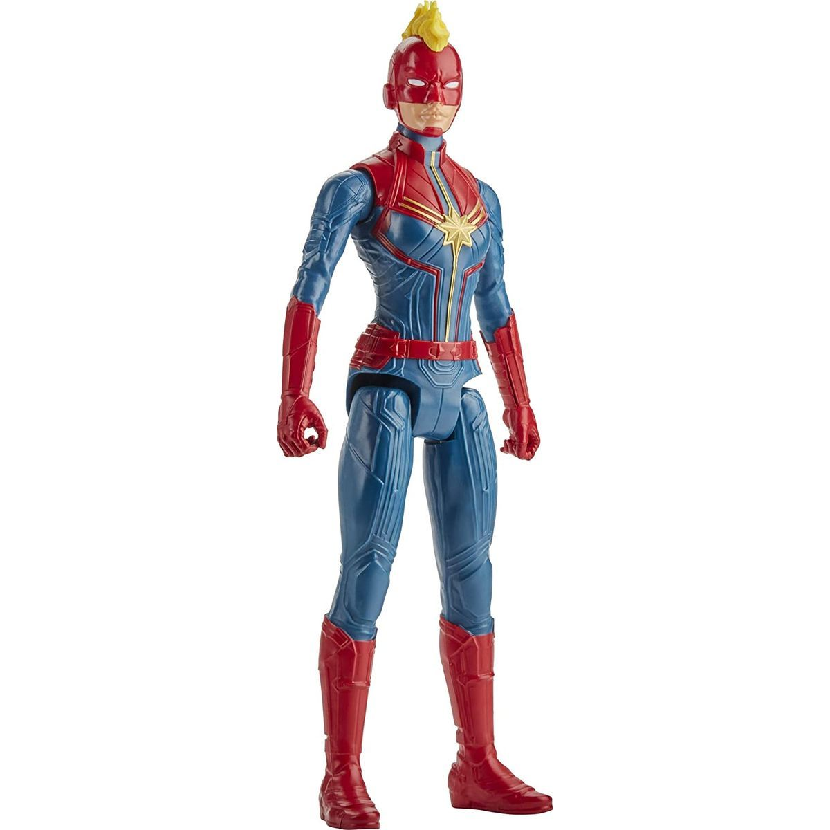Hasbro Avengers 30 cm figurka Titan hero Innovation Captain Marvel