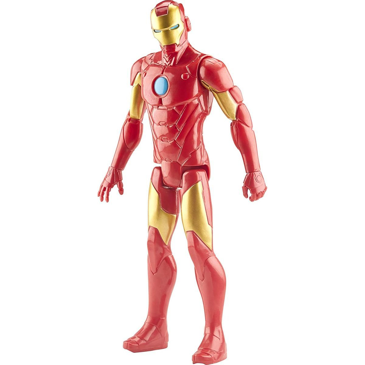 Hasbro Avengers 30 cm figurka Titan hero Innovation Iron Man Red