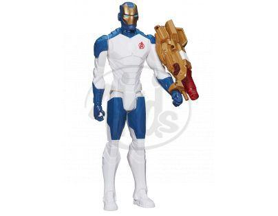 Hasbro Avengers Akční figurka se svítícími doplňky - Iron Man