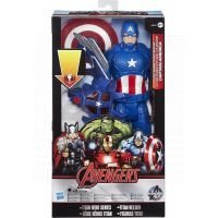 Hasbro Avengers Akční figurka se svítícími doplňky - Kapitán Amerika 2