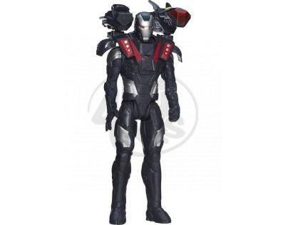 Hasbro Avengers Akční figurka se svítícími doplňky - War Machine