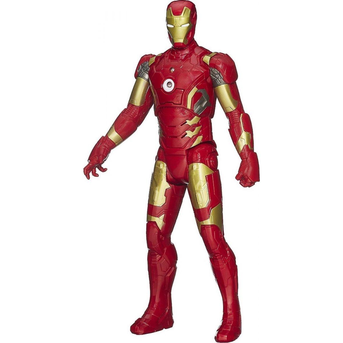 Hasbro Avengers Elektronická figurka 30 cm - Iron Man Mark 43