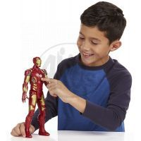 Hasbro Avengers Elektronická figurka 30 cm - Iron Man Mark 43 2