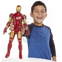 Hasbro Avengers Elektronická figurka 30 cm - Iron Man Mark 43 4