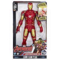 Hasbro Avengers Elektronická figurka 30 cm - Iron Man Mark 43 5