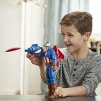 Hasbro Avengers figurka Capitan America s Power FX přislušenstvím 30 cm 5