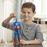 Hasbro Avengers figurka Capitan America s Power FX přislušenstvím 30 cm 6