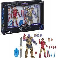 Hasbro Avengers Iron Man MK 85 a Thanos