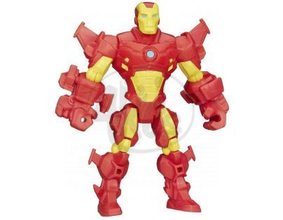 Hasbro Avengers Super Hero Mashers figurka 15cm - Iron Man