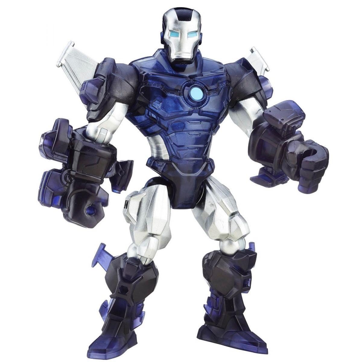 Hasbro Avengers Super Hero Mashers figurka 15cm - Marvel´s War Machine