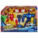 Hasbro Avengers Super Hero Mashers Hrdina a zloduch - Iron Man vs. Iron Monger 2