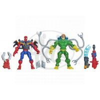 Hasbro Avengers Super Hero Mashers Hrdina a zloduch - Spiderman vs. Doc Ock
