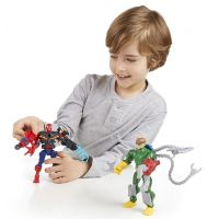 Hasbro Avengers Super Hero Mashers Hrdina a zloduch - Spiderman vs. Doc Ock 3