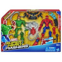 Hasbro Avengers Super Hero Mashers Hrdina a zloduch - Spiderman vs. Doc Ock 6