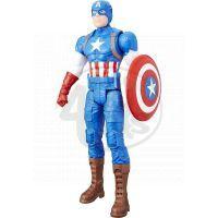 Hasbro Avengers Titan figurka - Kapitán Amerika