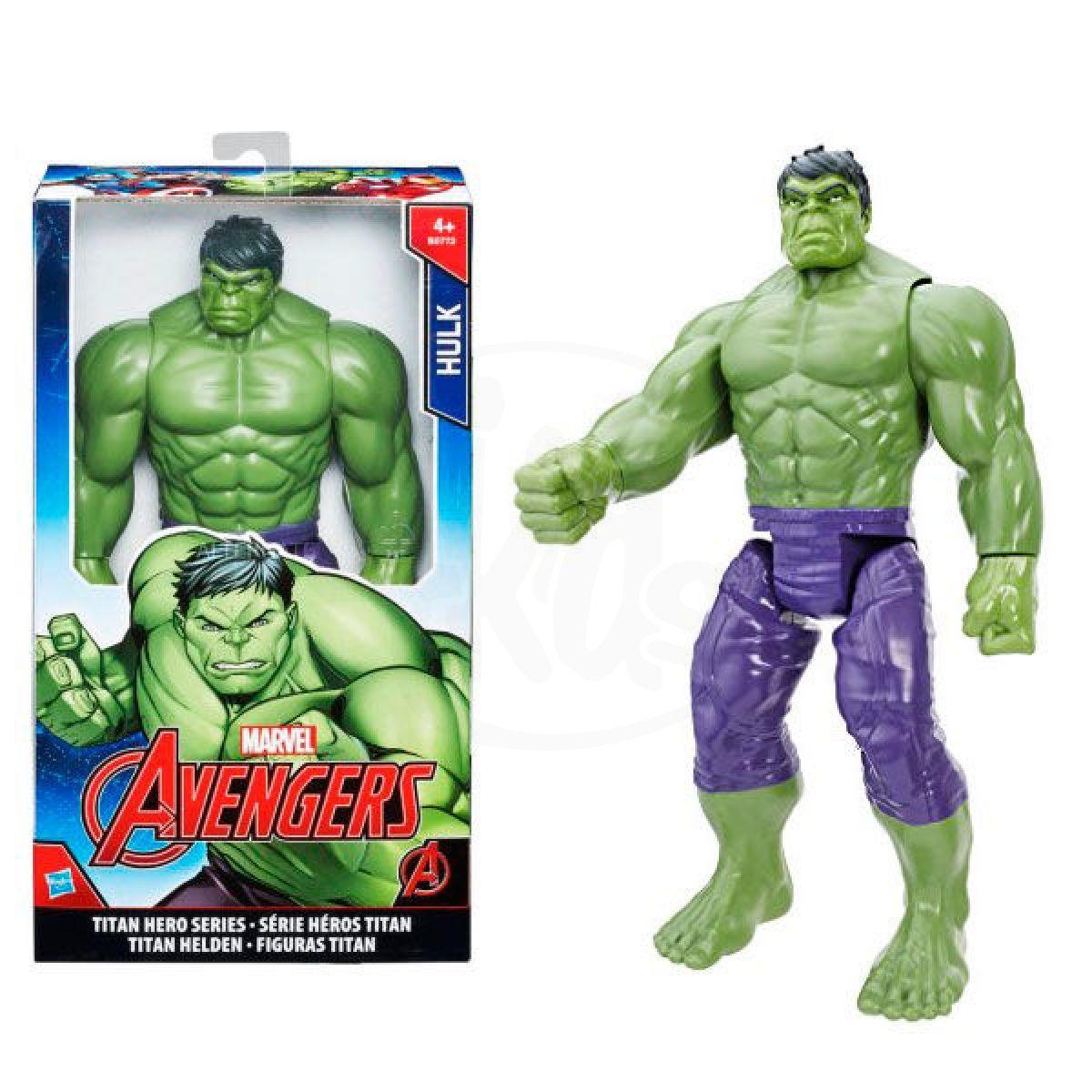 fb47bcdf0 Hasbro Avengers Titan figurka Hulk 30cm | 4kids