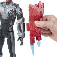 Hasbro Avengers Titan Hero Power FX Iron Man 30 cm figurka 5