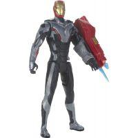 Hasbro Avengers Titan Hero Power FX Iron Man 30 cm figurka 2
