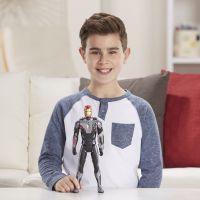 Hasbro Avengers Titan Hero Power FX Iron Man 30 cm figurka 4