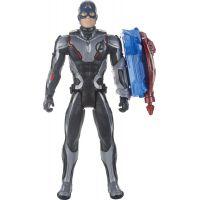 Hasbro Avengers Titan Hero Power FX Kapitán Amerika 30 cm figurka 4