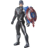 Hasbro Avengers Titan Hero Power FX Kapitán Amerika 30 cm figurka 2