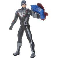 Hasbro Avengers Titan Hero Power FX Kapitán Amerika 30 cm figurka 3