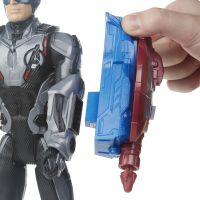 Hasbro Avengers Titan Hero Power FX Kapitán Amerika 30 cm figurka 5
