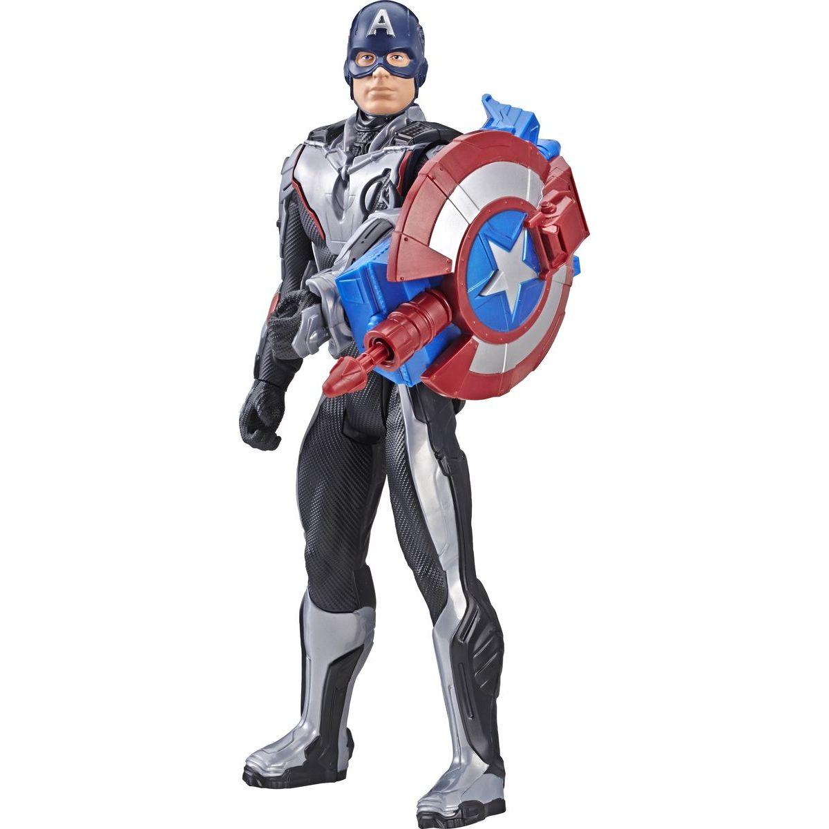 Hasbro Avengers Titan Hero Power FX Kapitán Amerika 30 cm figurka