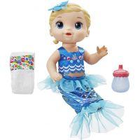 Hasbro Baby Alive blonďatá mořská panna