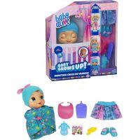 Hasbro Baby Alive Roste před očima Zrzavé vlásky 5