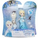 Hasbro Disney Frozen Little Kingdom Mini panenka s kamarádem - Elsa & Olaf 4