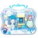 Hasbro Disney Frozen Little Kingdom Set malé panenky s příslušenstvím - Ice Skating Scene 2